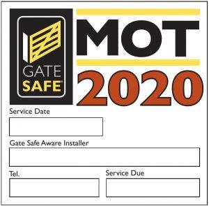Gate Safe MOT